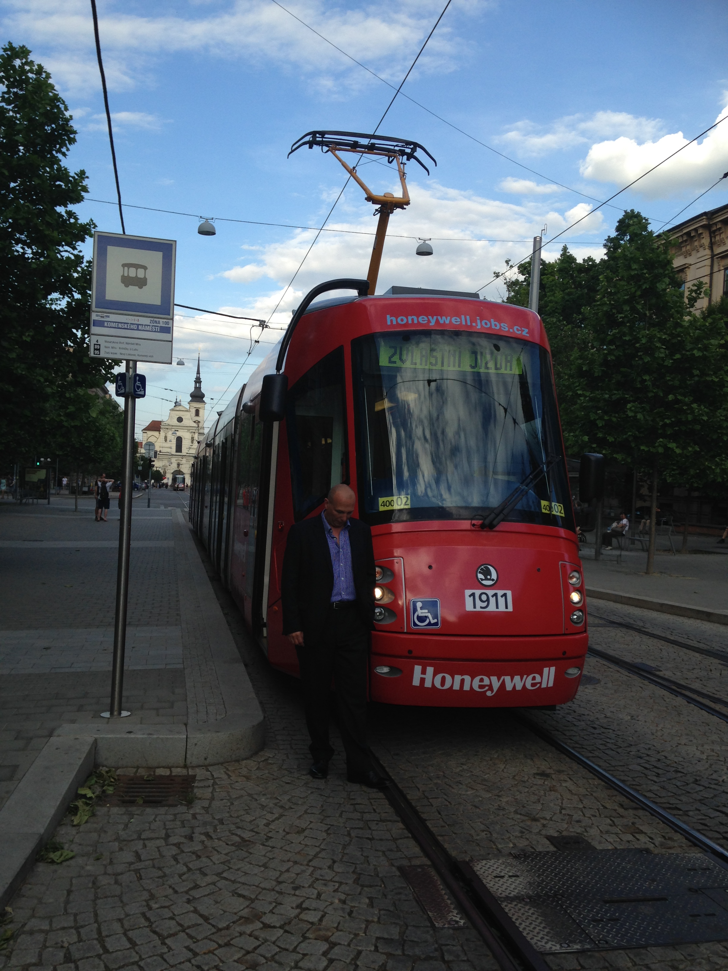Honeywell Tram 003