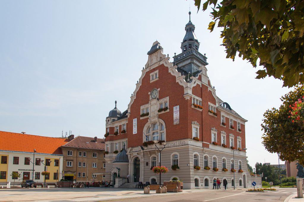 Hodonin Town Hall
