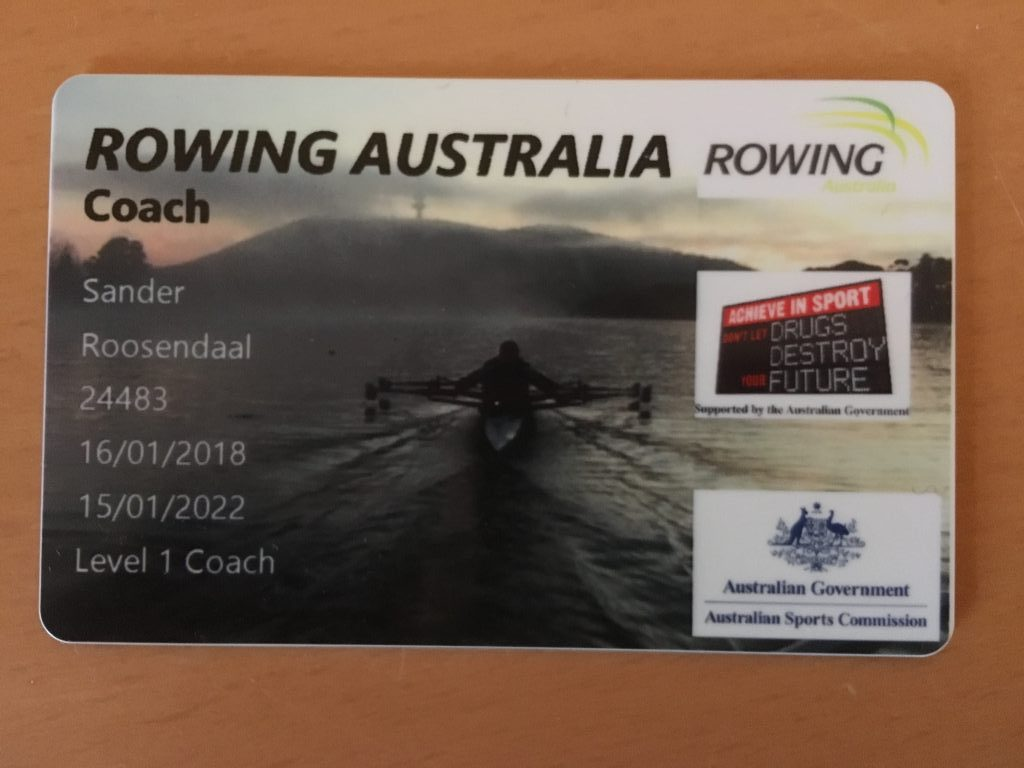coaching card